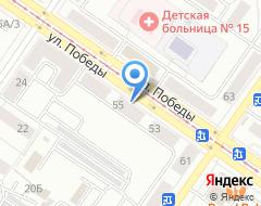 Компания Драгметпром-ломбард на карте города