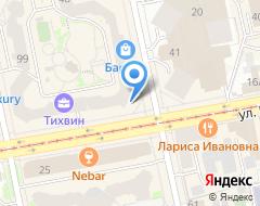 Компания Хренов и Партнёры на карте города