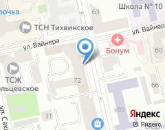 Компания Компания КОПИМАРКЕТ на карте города