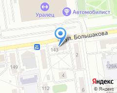 Компания Машенька на карте города