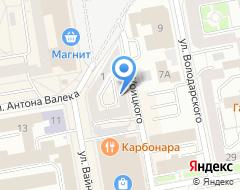 Компания MORRIS рекламное агентство полного цикла на карте города