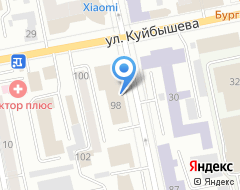 Компания Внешпромбанк на карте города