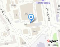 Компания АМБ-Экспресс на карте города