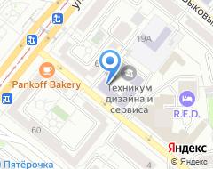 Компания ОТДиС на карте города