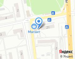 Компания Фишка на карте города