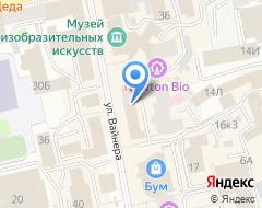 Компания Сквот на карте города
