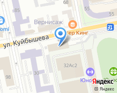 Компания Мусубикай на карте города