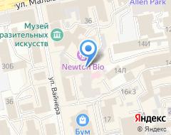 Компания СпортЛайн на карте города