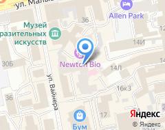 Компания АКБ Связь-Банк на карте города