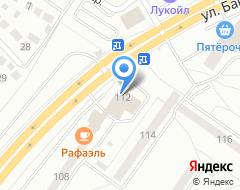 Компания Адвокатский кабинет Никифоровой Л.А на карте города