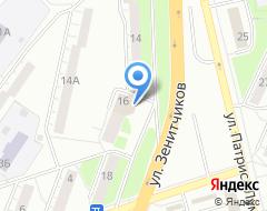 Компания Ломбард Алмаз на карте города