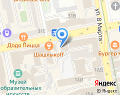 Компания Екатерина-Тур на карте города