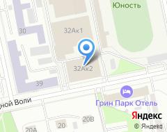Компания СПОРТИВНОЕ ПЛАВАНИЕ на карте города