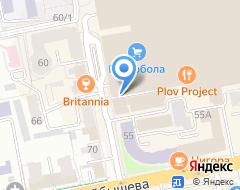 Компания Публика на карте города