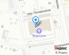 Компания Оргпром на карте города