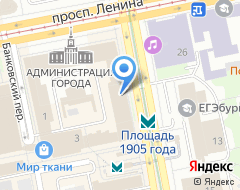 Компания Город FM продакшн на карте города