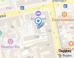 Компания Астрея на карте города
