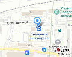 Компания 999 на карте города