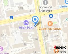Компания Мир Хоккея на карте города