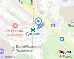 Компания Банкомат ГУТА-БАНК на карте города