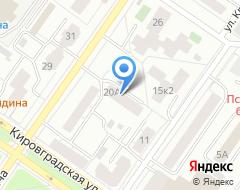 Компания Адвокатский кабинет Смолякова А.В на карте города