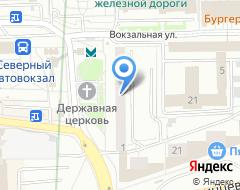Компания Район 96 на карте города