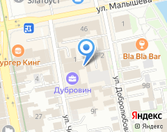 Компания Юридические услуги для бизнеса на карте города