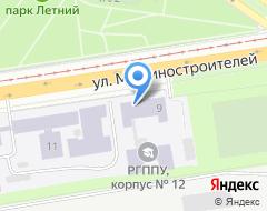 Компания Военно-патриотический клуб им. 103 гвардейской воздушно-десантной дивизии на карте города