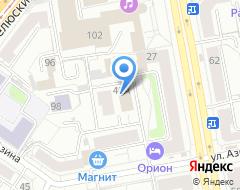 Компания Бизнес-Миссия Плюс на карте города