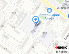 Компания Детский сад №536 на карте города