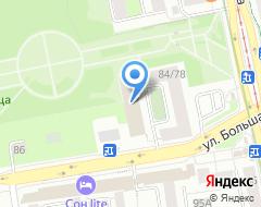 Компания Кайдзен на карте города