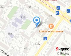 Компания Нотариус Васецкая В.В на карте города