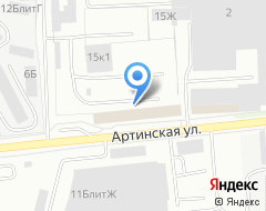 Компания УралПро на карте города