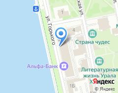 Компания ЭКРАН на карте города