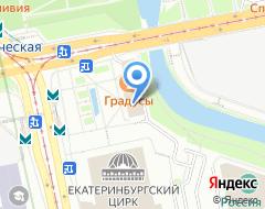 Компания Банкомат Судостроительный банк на карте города
