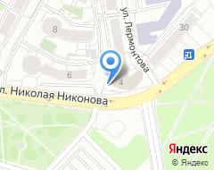 Компания ЮниКредит Банк на карте города