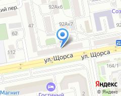 Компания КБ ЛОКОБанк на карте города