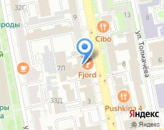 Компания Адвокатская контора №74 на карте города