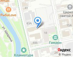 Компания МДМ Банк на карте города