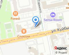 Компания КОРАЛ ТРЕВЕЛ на карте города
