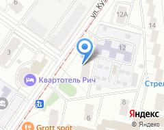 Компания Ринг 21 Век на карте города