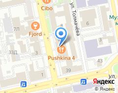 Компания Школа рисования Льва Хабарова на карте города