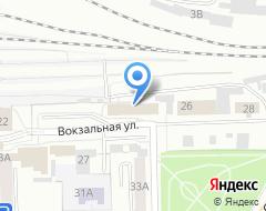 Компания Свердловский резерв проводников на карте города