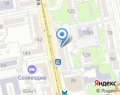 Компания КОПИРУС на карте города