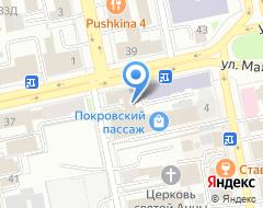Компания Качественный персонал на карте города