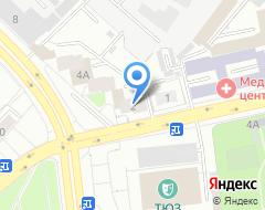 Компания Компаньон на карте города