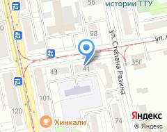 Компания ЭГО Транслейтинг на карте города
