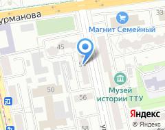 Компания ЛеприконС на карте города