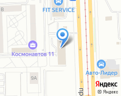 Компания С-Флаг на карте города