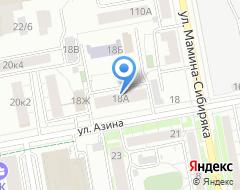 Компания Адвокатская контора №4 на карте города